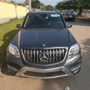 Mercedes-Benz GLK-Class 2015 Gray | Cars for sale in Lagos State, Amuwo-Odofin