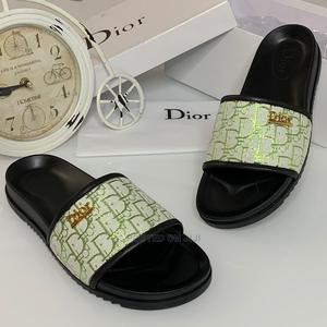 Original Christian Dior Slide for Men   Shoes for sale in Lagos State, Lekki