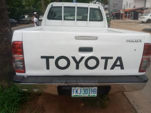 Toyota Hilux 2013 White   Cars for sale in Lagos State, Ikeja
