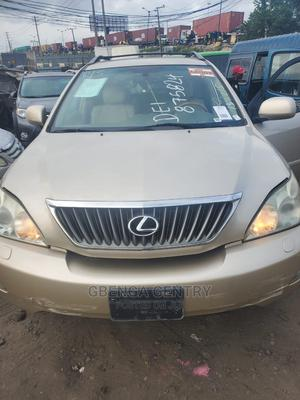 Lexus RX 2008 350 Gold | Cars for sale in Oyo State, Ibadan
