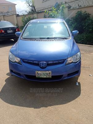 Honda Civic 2008 Blue   Cars for sale in Abuja (FCT) State, Central Business District