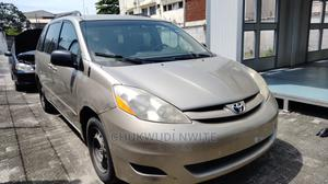 Toyota Sienna 2005 Gold | Cars for sale in Lagos State, Alimosho