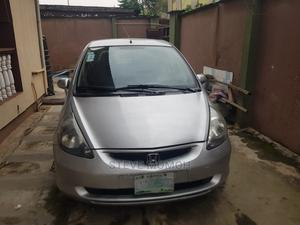 Honda Jazz 2006 1.4 LS Silver | Cars for sale in Lagos State, Ikeja