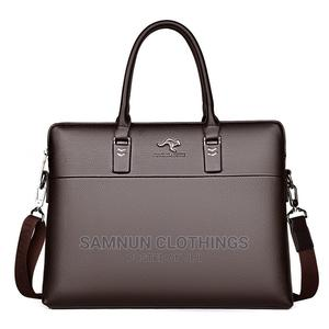 Fashionable Genuine Quality Leather Men Briefcase/ Handbag   Bags for sale in Lagos State, Abule Egba