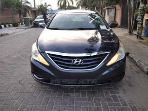 Hyundai Sonata 2011 Blue | Cars for sale in Lagos State, Surulere