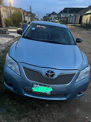 Toyota Camry 2007 Blue | Cars for sale in Lagos State, Alimosho