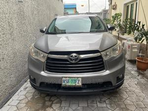 Toyota Highlander 2015 Gray   Cars for sale in Lagos State, Amuwo-Odofin