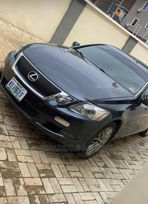 Lexus GS 2009 350 Black | Cars for sale in Abuja (FCT) State, Kubwa