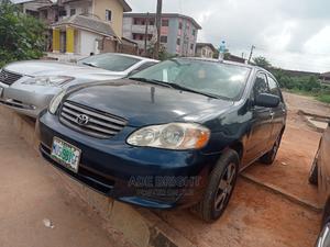 Toyota Corolla 2004 LE Blue | Cars for sale in Ogun State, Sagamu