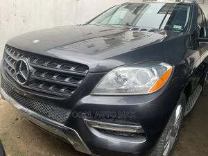 Mercedes-Benz M Class 2013 Gray   Cars for sale in Lagos State, Ikeja