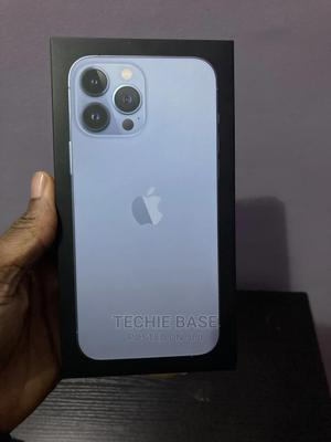 New Apple iPhone 13 Pro Max 128 GB Blue | Mobile Phones for sale in Lagos State, Lekki