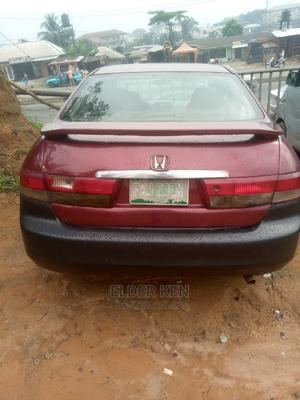 Honda Accord 2005 Red   Cars for sale in Rivers State, Obio-Akpor