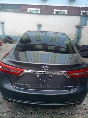 Toyota Avalon 2016 Gray | Cars for sale in Rivers State, Port-Harcourt