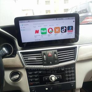 Mercedes E350 Android Screen Touch Guarantee | Vehicle Parts & Accessories for sale in Lagos State, Mushin