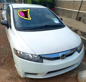 Honda Civic 2010 White | Cars for sale in Lagos State, Magodo