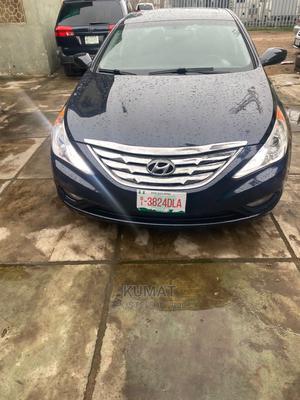 Hyundai Sonata 2013 Black   Cars for sale in Lagos State, Yaba