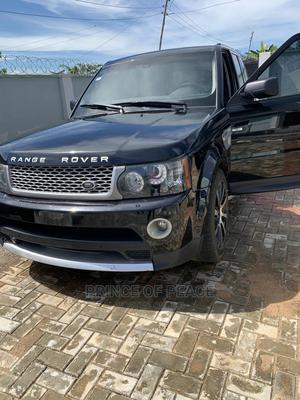 Land Rover Range Rover Sport 2012 HSE 4x4 (5.0L 8cyl 6A) Black | Cars for sale in Ondo State, Akure