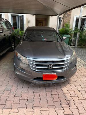 Honda Accord Crosstour 2012 Gray   Cars for sale in Lagos State, Ikeja