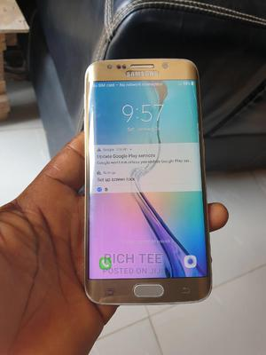 Samsung Galaxy S6 edge 64 GB Gold | Mobile Phones for sale in Lagos State, Alimosho