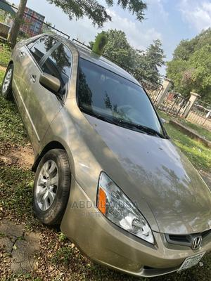 Honda Accord 2006 2.0 Comfort Automatic Gold | Cars for sale in Abuja (FCT) State, Asokoro