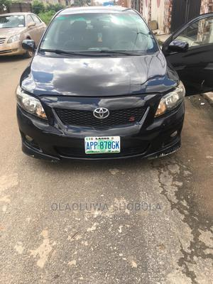 Toyota Corolla 2010 Black | Cars for sale in Lagos State, Agege