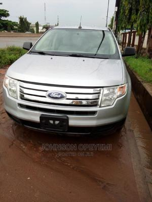 Ford Edge 2008 Silver | Cars for sale in Lagos State, Abule Egba