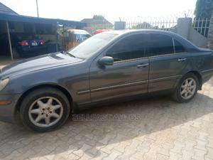 Mercedes-Benz C240 2003 Gray | Cars for sale in Abuja (FCT) State, Lugbe District