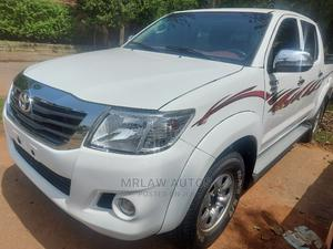 Toyota Hilux 2013 White   Cars for sale in Abuja (FCT) State, Asokoro