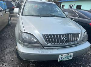 Lexus RX 2002 Blue   Cars for sale in Lagos State, Ikeja