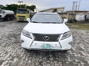 Lexus RX 2011 350 White | Cars for sale in Lagos State, Ikeja