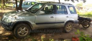 Honda CR-V 1998 2.0 4WD Automatic Silver | Cars for sale in Oyo State, Oluyole
