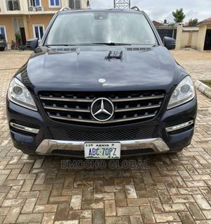 Mercedes-Benz M Class 2015 Blue | Cars for sale in Abuja (FCT) State, Garki 2