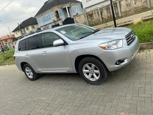 Toyota Highlander 2010 Silver   Cars for sale in Lagos State, Magodo