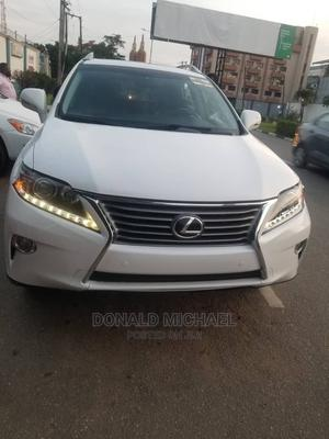 Lexus RX 2013 White | Cars for sale in Lagos State, Alimosho
