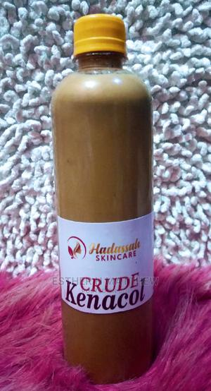 Crude Kenacol Liquid ,For Green Veins ,Stretch Marks | Skin Care for sale in Lagos State, Mushin