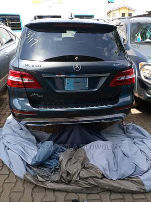Mercedes-Benz M Class 2014 Gray | Cars for sale in Lagos State, Oshodi