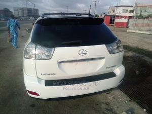 Lexus RX 2007 350 White   Cars for sale in Lagos State, Ajah