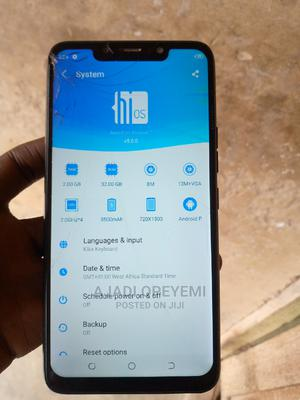 Tecno Spark 3 Pro 32 GB Black   Mobile Phones for sale in Osun State, Osogbo