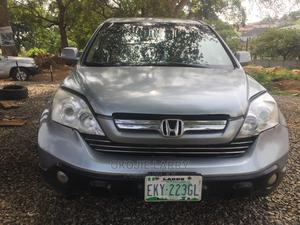 Honda CR-V 2008 Gray   Cars for sale in Abuja (FCT) State, Gwarinpa