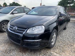 Volkswagen Jetta 2008 Black | Cars for sale in Lagos State, Yaba