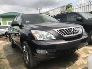 Lexus RX 2009 Black   Cars for sale in Lagos State, Ogba