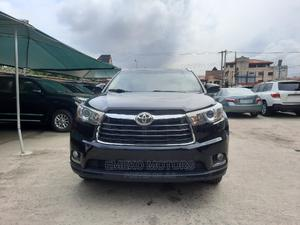 Toyota Highlander 2014 Black | Cars for sale in Lagos State, Amuwo-Odofin