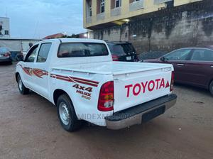 Toyota Hilux 2009 2.0 VVT-i White | Cars for sale in Lagos State, Ikeja