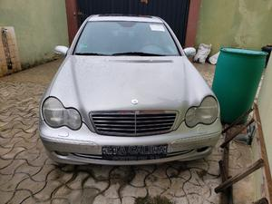 Mercedes-Benz C240 2005 Silver | Cars for sale in Lagos State, Amuwo-Odofin