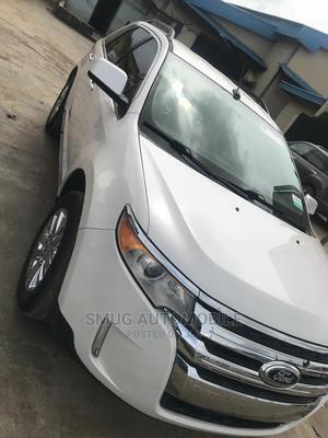 Ford Edge 2011 White | Cars for sale in Lagos State, Egbe Idimu