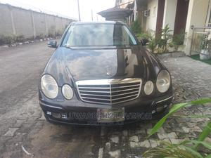 Mercedes-Benz E350 2008 Black | Cars for sale in Lagos State, Ibeju