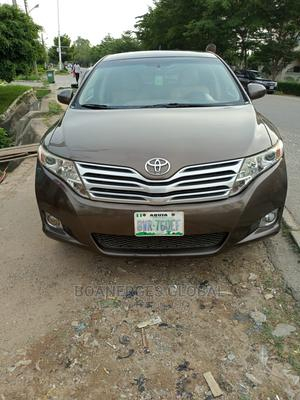 Toyota Venza 2010 Brown | Cars for sale in Abuja (FCT) State, Central Business District