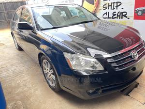 Toyota Avalon 2005 Limited Black | Cars for sale in Lagos State, Isolo