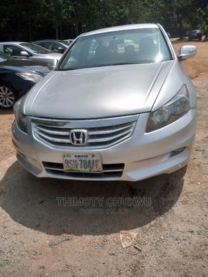Honda Accord 2010 Silver   Cars for sale in Abuja (FCT) State, Gaduwa