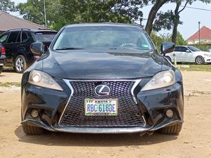 Lexus IS 2008 350 Black | Cars for sale in Abuja (FCT) State, Lokogoma